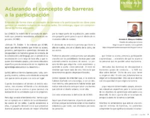 captura de pantalla del artículo de la revista